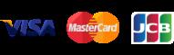 クレジットカード3種